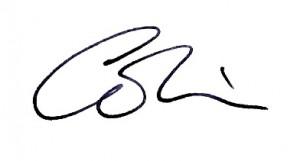 Colin signature